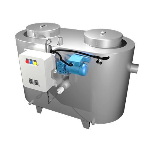 Automatic Oil Separator