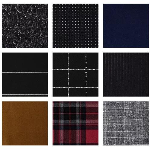 Polyester & Viscose Fabric