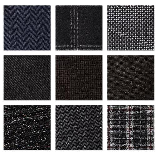 Wool & Mixtures Fabric