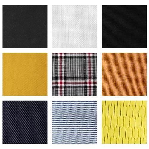 Cotton & Mixtures Fabric