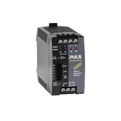 610125 PISA 11.402 Protection Module (Electronic Fuse) - Ethernet Switches And Power Supply