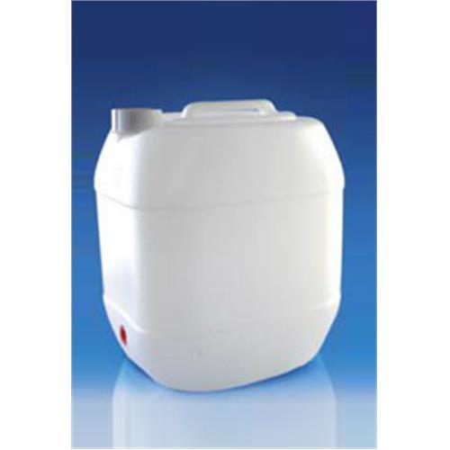 30 LT. Empty Bin Plastic Pe Bottle For Detergent / Cleaning Industry