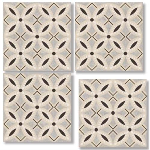 LENON 33X33 Patchwork Glazed Porcelain Tile
