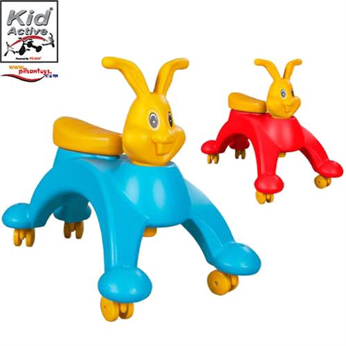 Crazy Bunny (Bagged) Without Pedal Group - W:40 L:62 H:49 cm - Children Toy