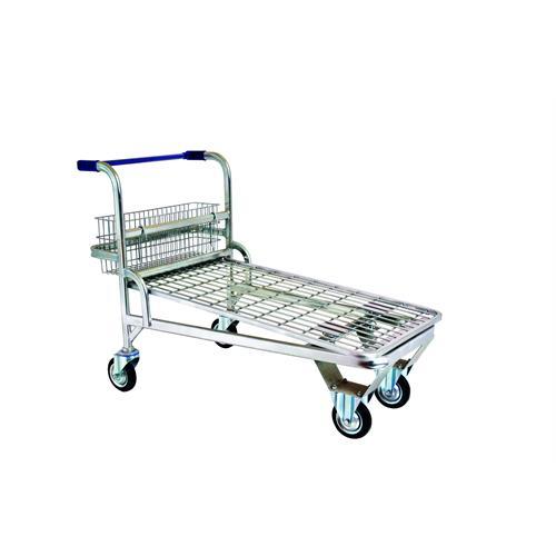 Professional Warehouse Trolley / 5 Wheels