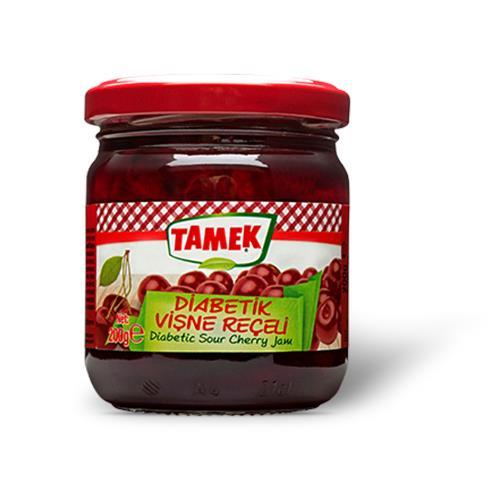 Diabetic Sour Cherry Jam