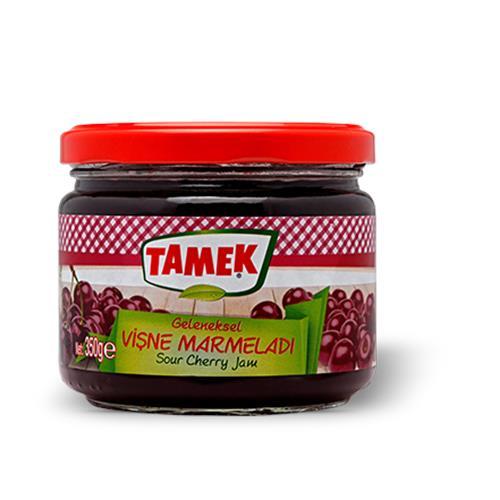 Sour Cherry Marmalade