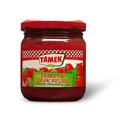 Diabetic Strawberry Jam