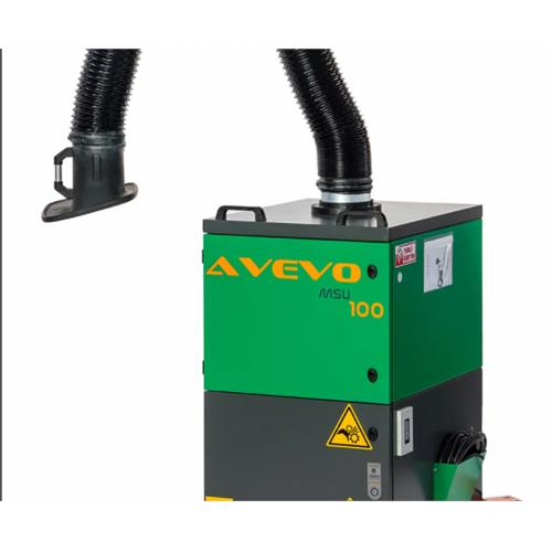 Mobile Welding Fume Extractor with Filter Cartridge