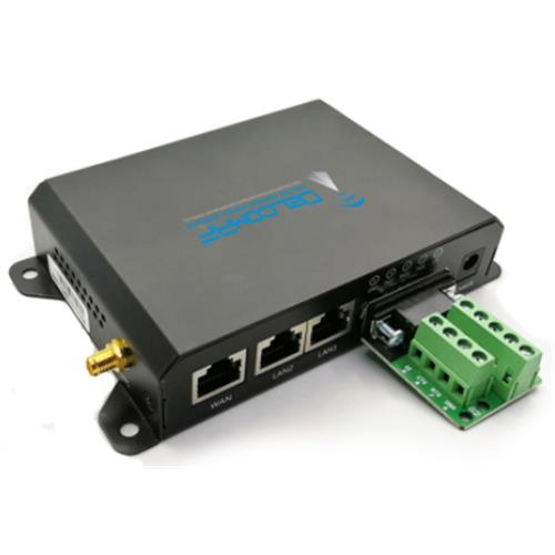 4G Router, 2 LAN / 1 WAN ports, RS485 / RS232