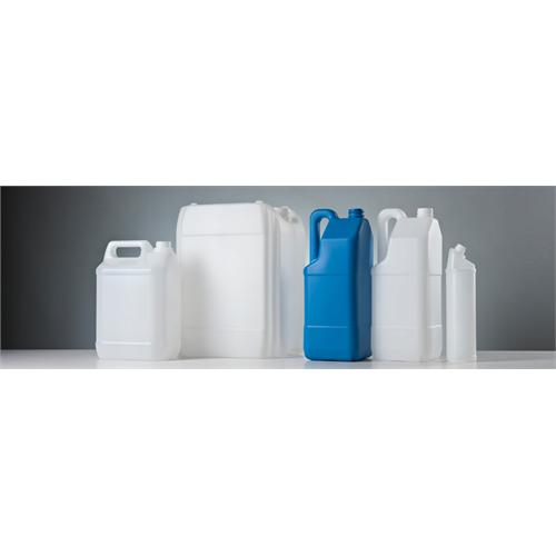 Blow Molded Plastic And Pet Containers For Industrial Cleaning From 750 Ml To 20 L.