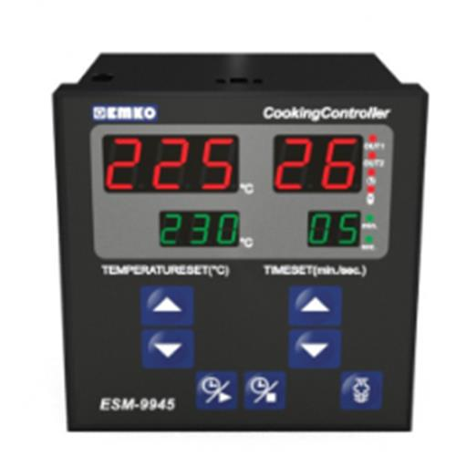 Baking Oven Cooking Controllers with Steam Output (96 X 96 mm )