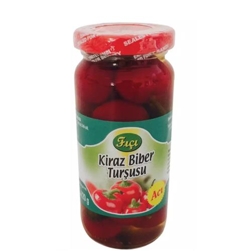 Private Label Pickled Red Peppers 120g
