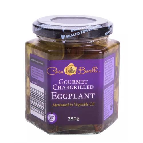 Private Label ALDI Chargrilled Eggplant 280g