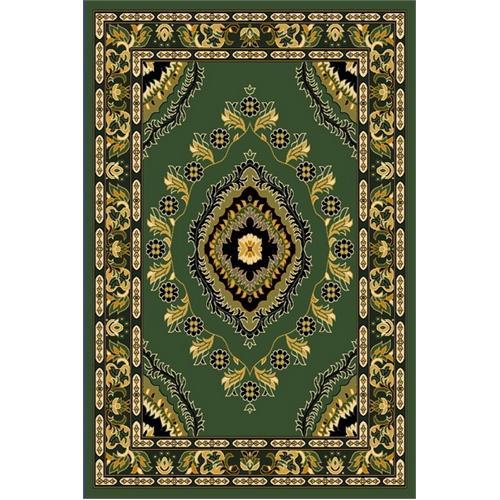 Green  PP (Polypropylene) Bcf (Bulk Continuous Filament) Carpet