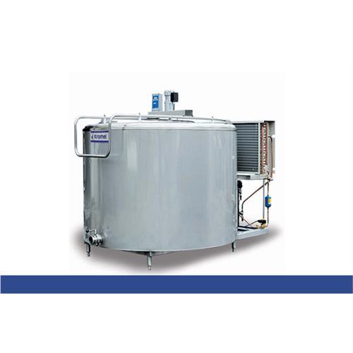 Vertical Model Milk Cooling Tank