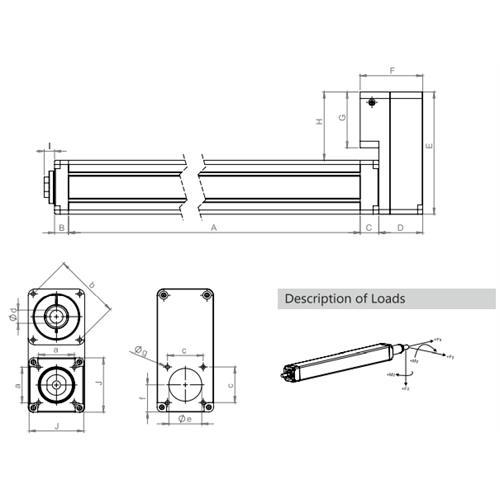 Precision Linear Actuator