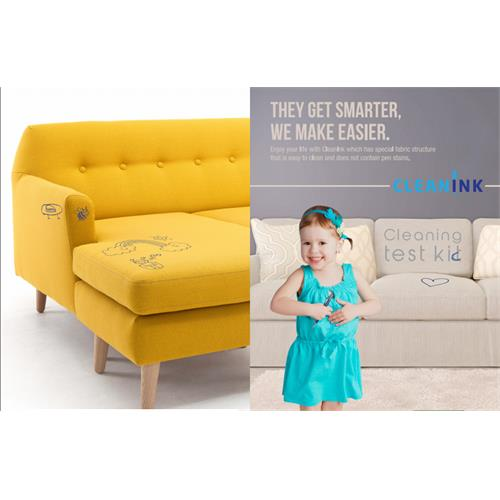 CleanInk Upholstery Fabric