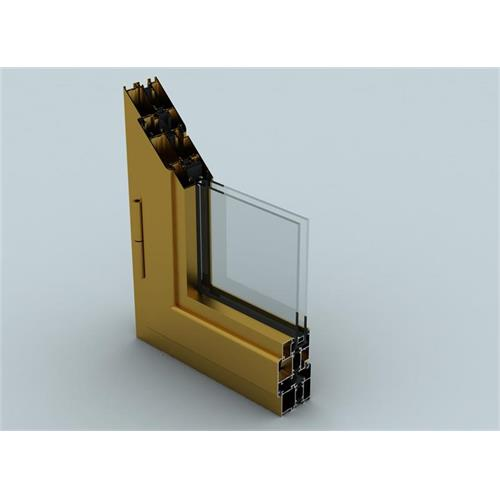 Thermo WD55 Series Door and Window Aluminum Systems