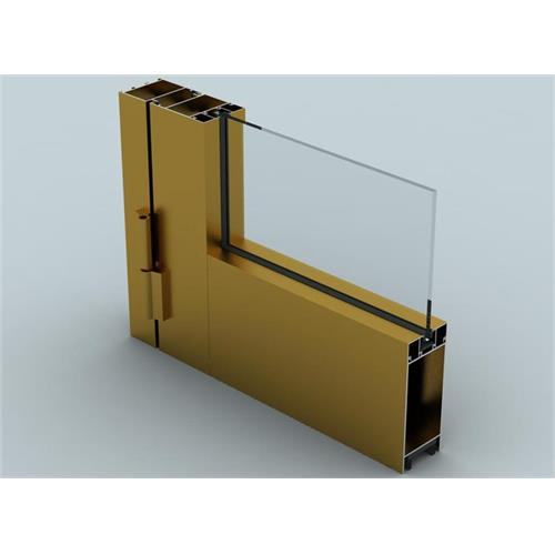 WD60 Series Door and Window Aluminum Systems