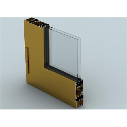WD37 Series (Uninsulated)Serial Door and Window Aluminum Systems