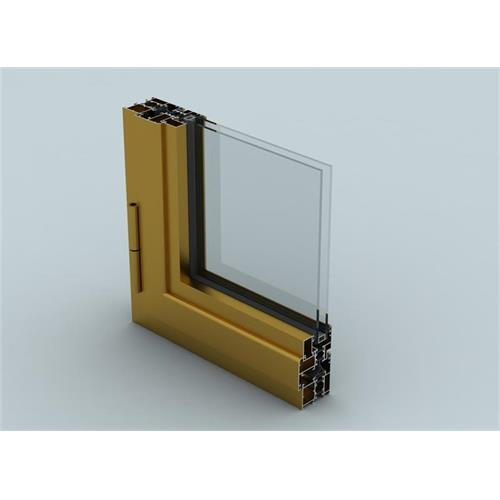 Thermo WD50 Series Door and Window Aluminum Systems