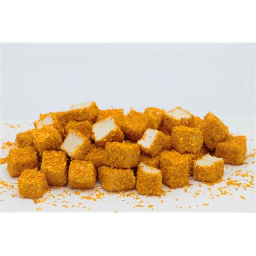 Caramel Flavored Cube Turkish Delight