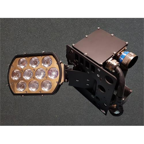 Helicopter LED Search Light