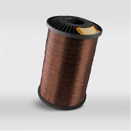 Emtherm-Al, Enamelled Aluminium Rolled Wire