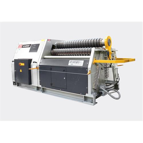 4 Roll Special Production Corrugated Steel Sheet Bending Machine