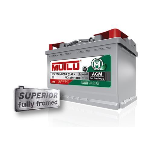 AGM (Start - Stop) Battery