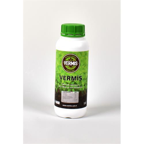 Liquid Vermicompost Worm Fertilizer-manure 1 Lt