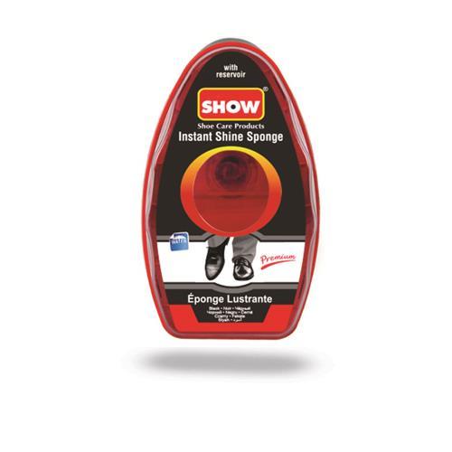 SHOW® Shine Sponge with Reservoir - Shoe Care Kit