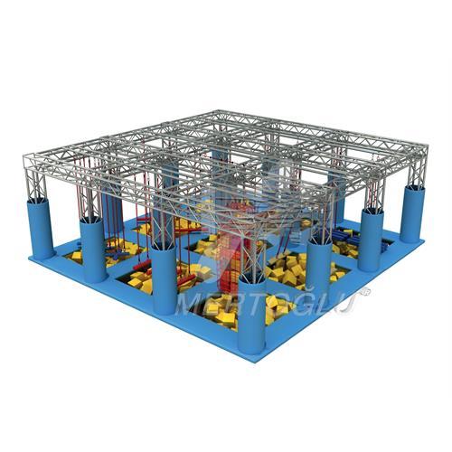 Indoor Survivor Adventures Playground