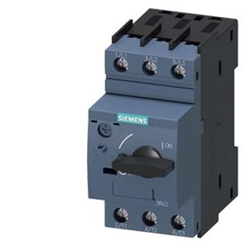 2.8-4A 100KA S00 Size Circuit Breaker Siemens Sirius 3RV2011-1EA10