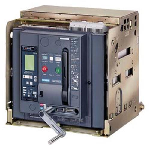 1600-4000a 100 Sentron 3wl Etu27 Lsing Withdrawable Circuit Breaker