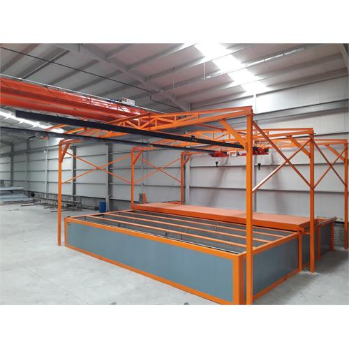 Immersion Surface Treatment Washing Lines