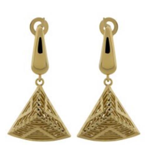 Gold Earrings 4g