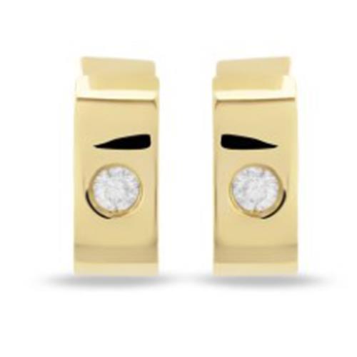 Gold Earrings 3.5g