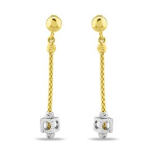 2.70 g Gold Earrings