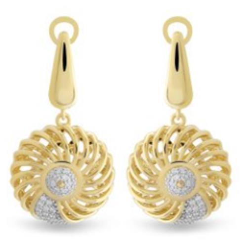 Gold Earrings 7G