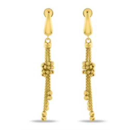 Gold Earrings 6.21g