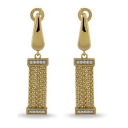 Gold Earrings 5GR