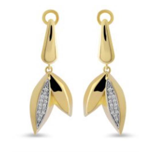 Gold Earrings 6.20g