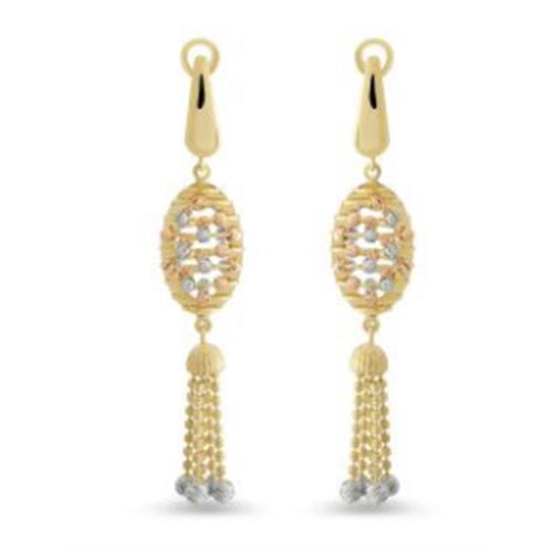 Gold Earrings 7.90g