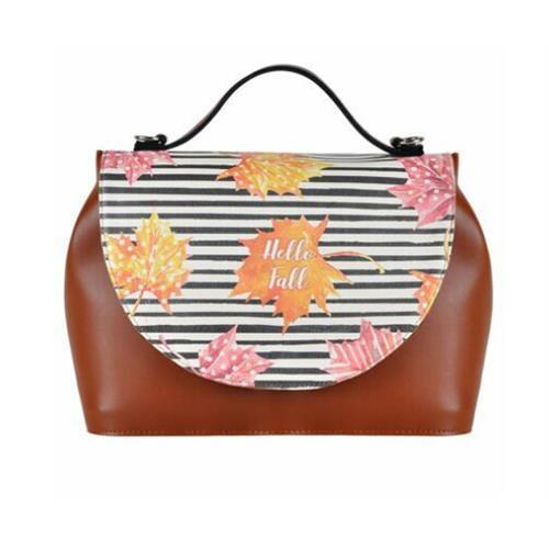 Hello Fall Women Handbag