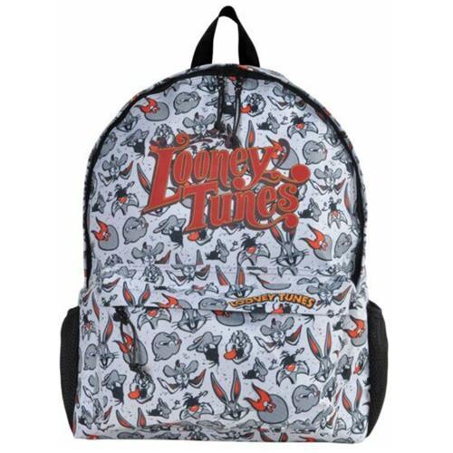 All in Grey Looney Kids Backpacks / Bags