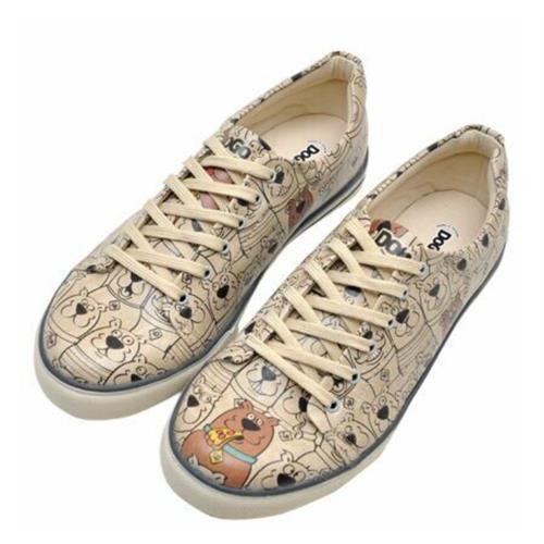 Hide n' Seek Scooby Doo Men Sneaker Shoes