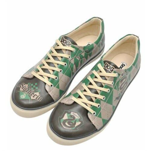 Slytherin Quidditch Club Harry Potter Men Sneaker Shoes