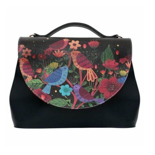 Birds in Harmony Women Handbag
